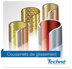 Coussinet-Glissement-Techne
