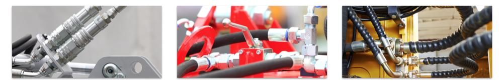 Applications-Hydraulic-Fitting-Techne