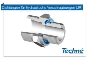Dichtungen-fur-hydraulische-Verschraubungen-JR-Techne