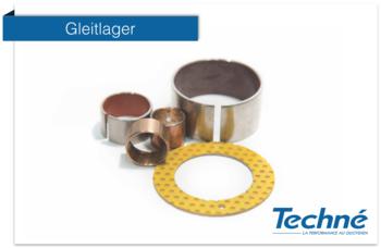 Gleitlager-Techne