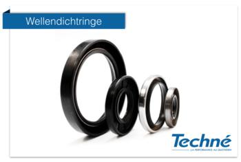 Wellendichtringe-Techne