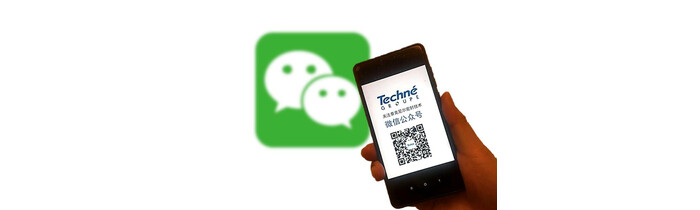 Techne China launches its WeChat Official Account (002)