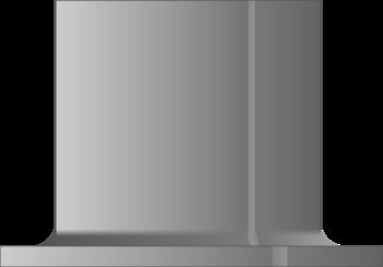 Coussinets frittés à collerette